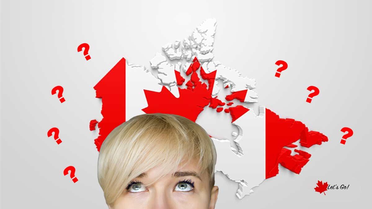 O Canadá é para mim?