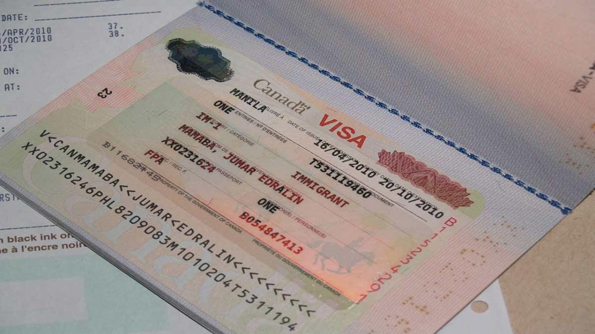 Novos prazos para vistos canadenses