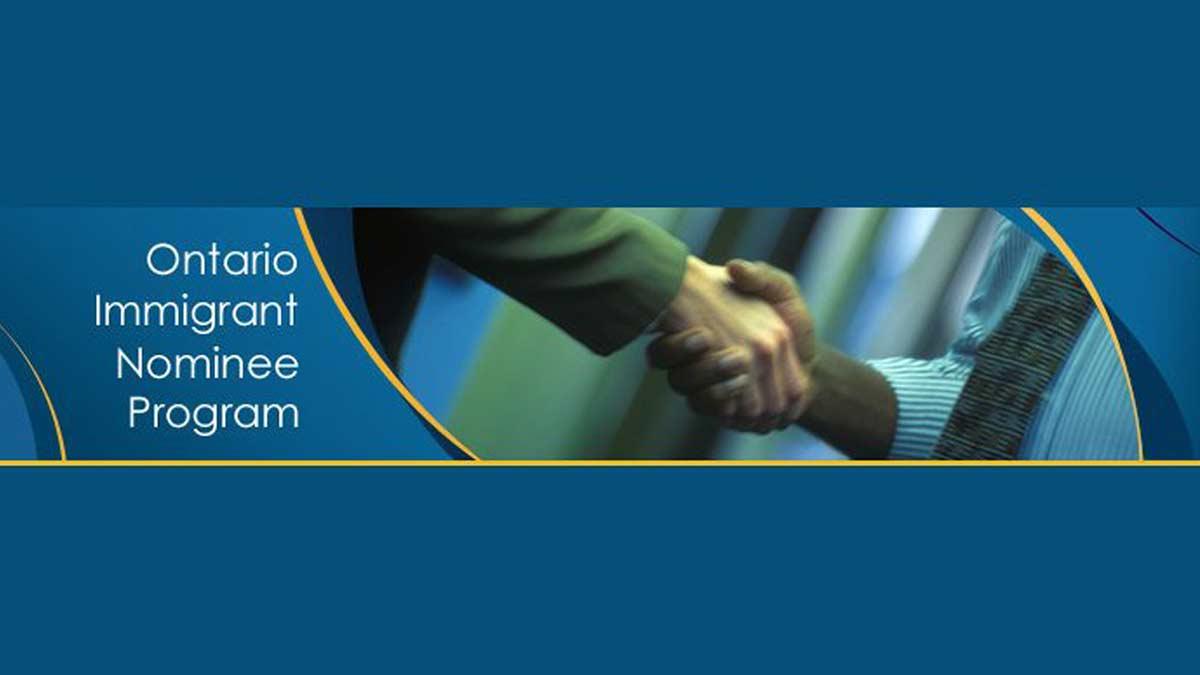 Ontário reabre as aplicações para o seu programa provincial de imigração (OINP)