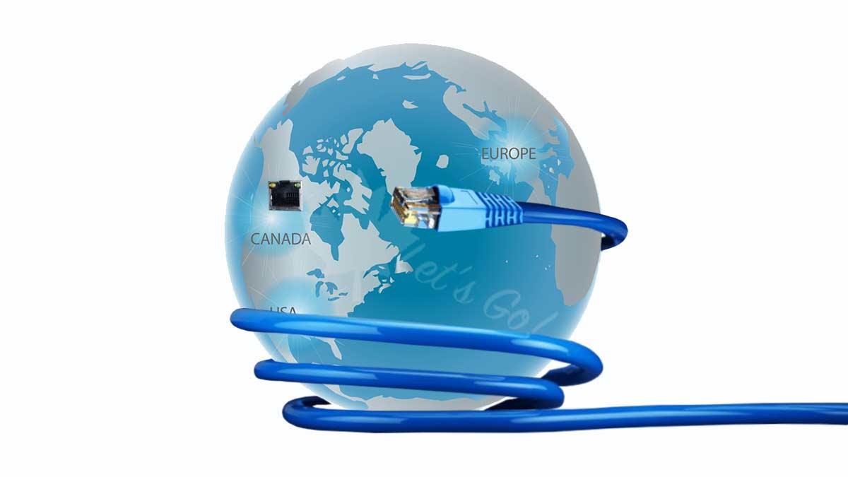 Provedores de internet no Canadá, como escolher