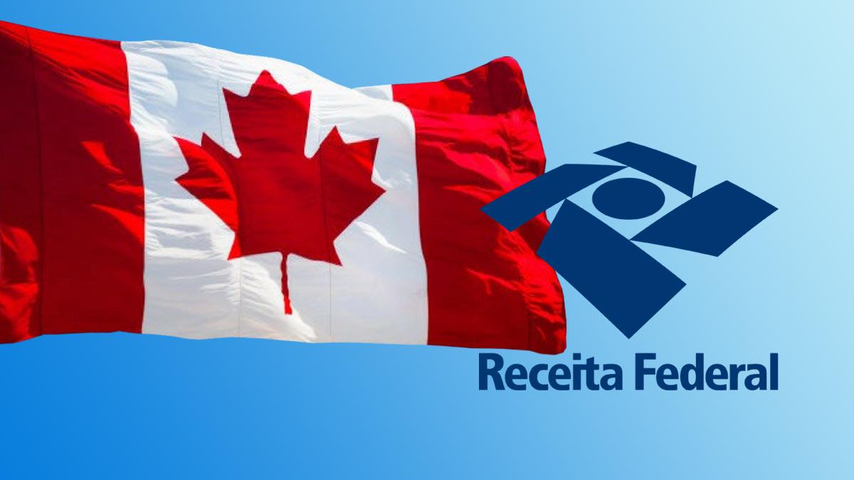 IRPF para residentes no Canadá