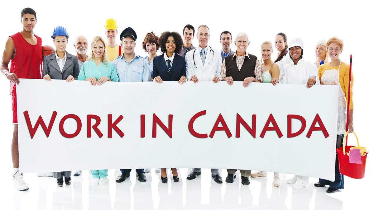 Trabalho no Canadá