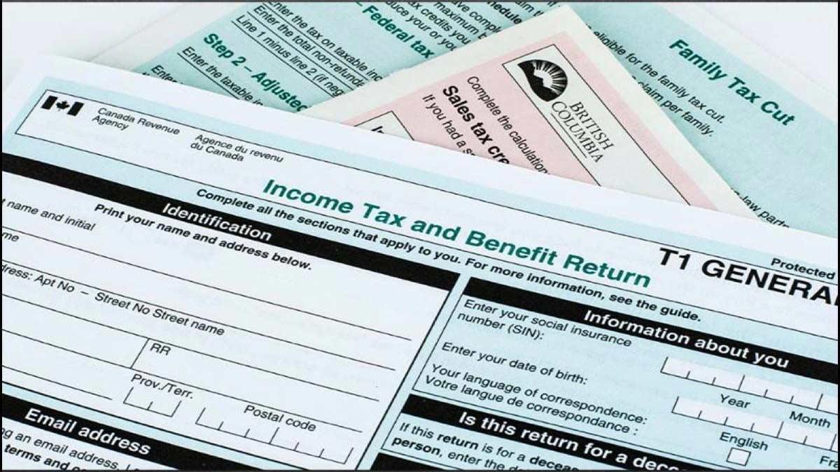 Imposto de renda no Canadá