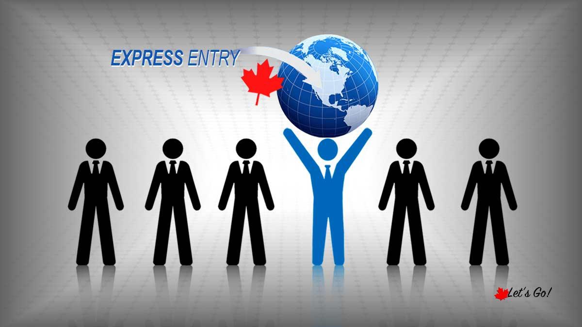 Como funciona o Express Entry?