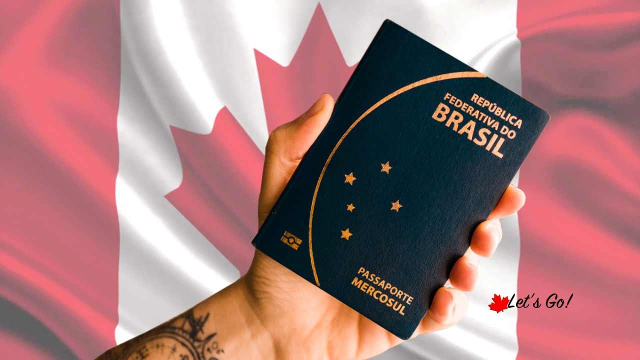 Visto para entrar no Canadá