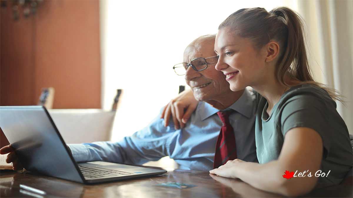 Supervisa para pais e avós